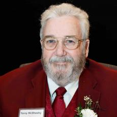 Terry McSheehy'64 President