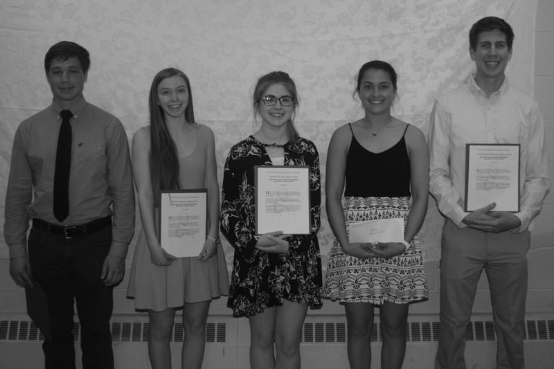CHSAA 2016 Scholarship Awards Night