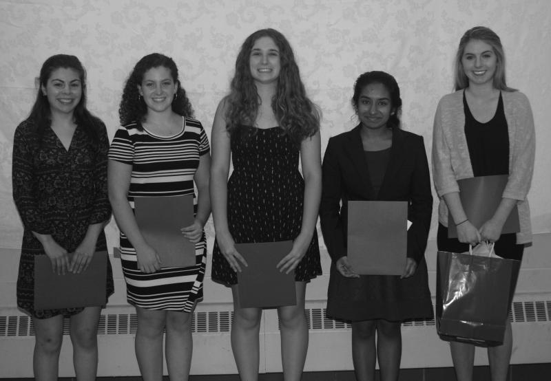 CHSAA 2016 Scholarship Awards Night
