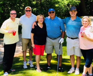 7 Mike Balas 82 Gregg Harrington 82 Debbie Haywood 74 Jay Taranto 82 Mark Stumpt 82 and Christine Howard 90