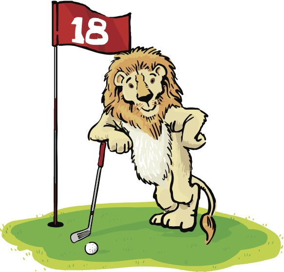 CHS Golf Lion