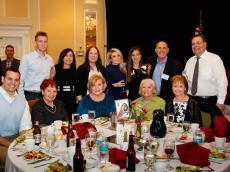 Meghan Curran Family table