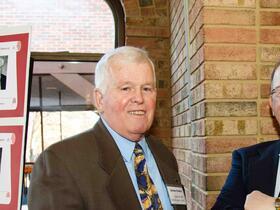 James Parker '63 Bob Mackey '63