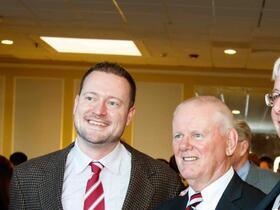 Bob Lyons Dean Ed Quinn Dean Jeff Doherty Dean